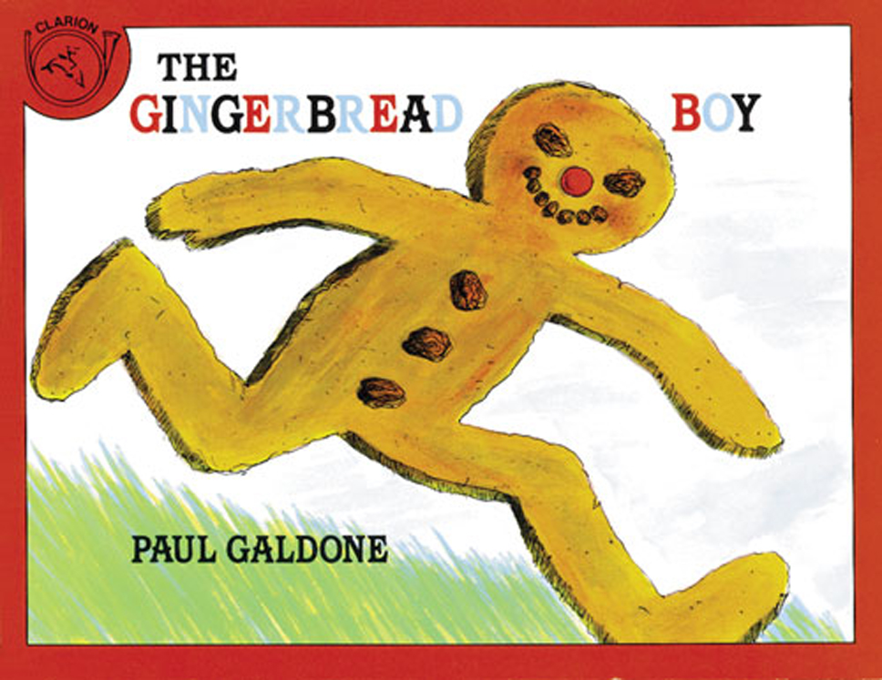 Carry Along Book & CD, The Gingerbread Boy