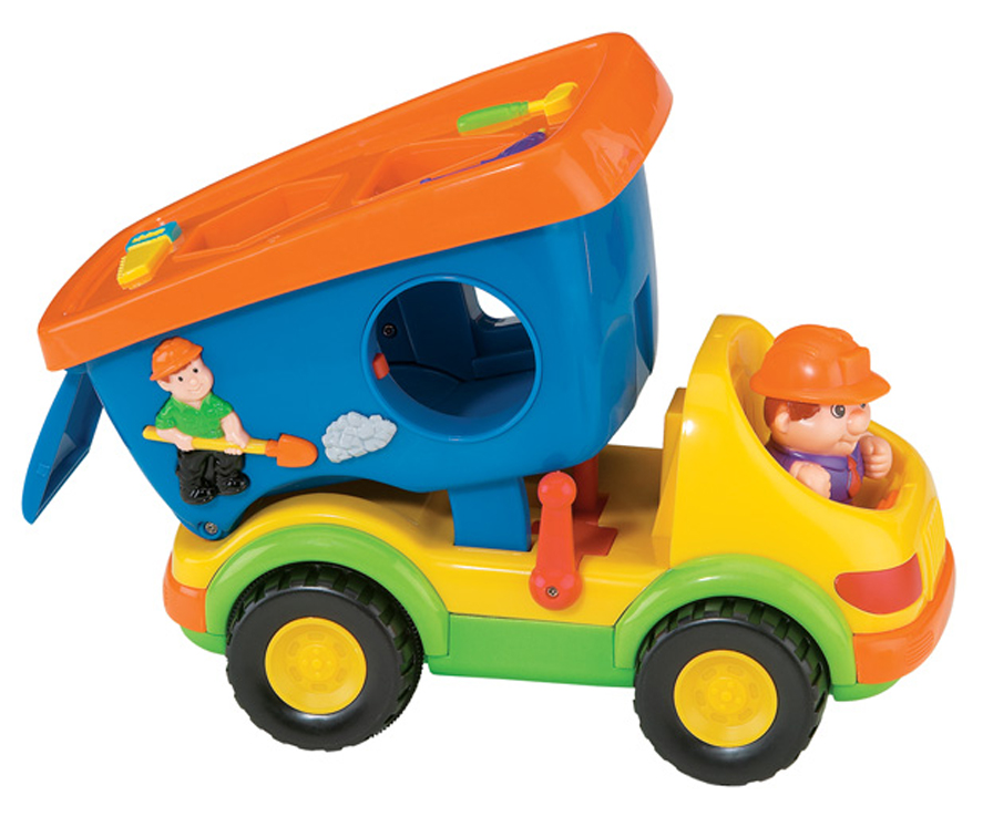 Super Shapes Dump Truck