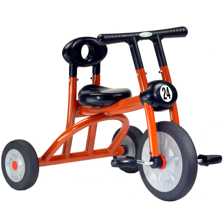 ItalTrike Orange Tricycle