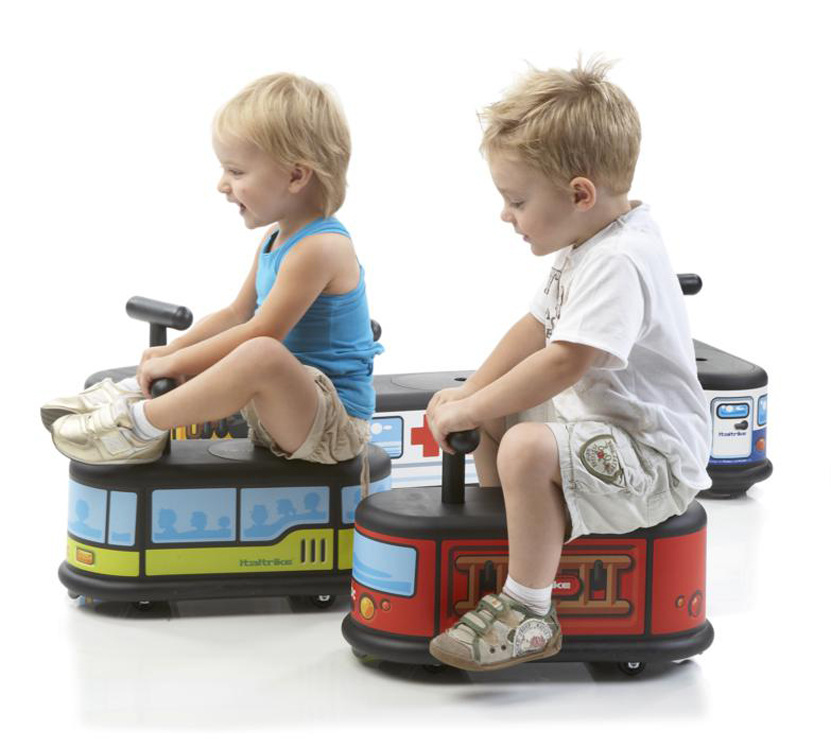 ItalTrike La Cosa Indoor Riding Toys