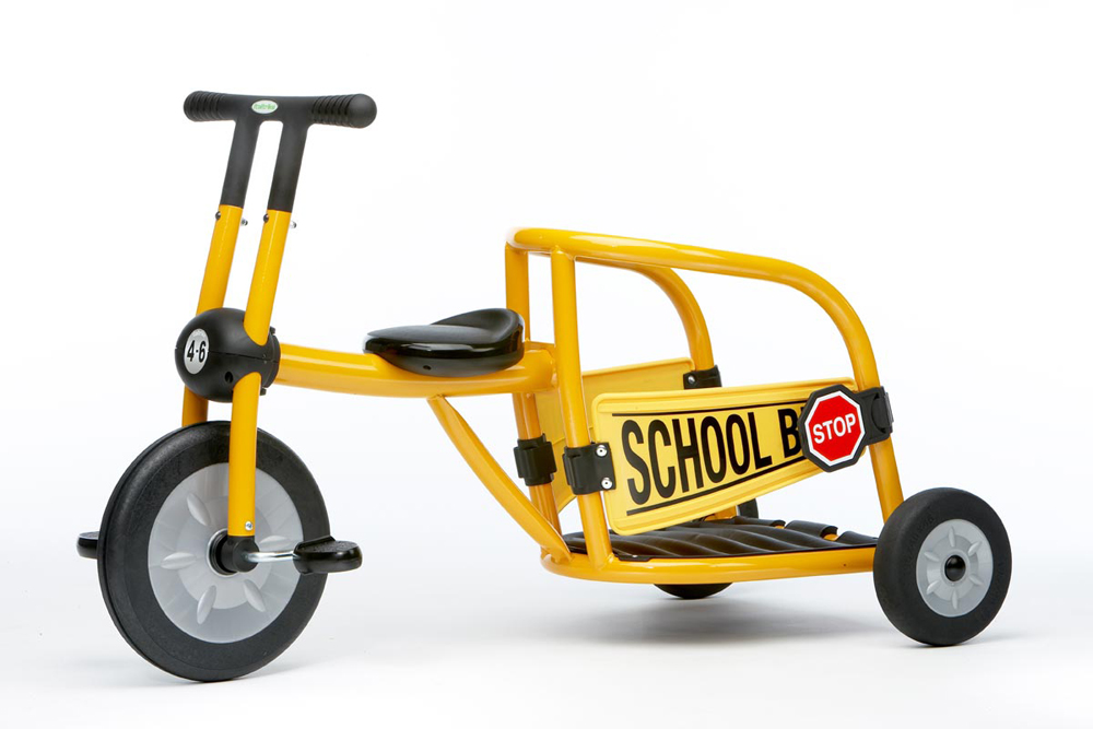 ItalTrike School Bus