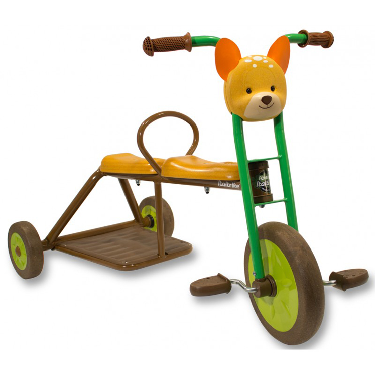 Deer Tricycle - 2 Seats