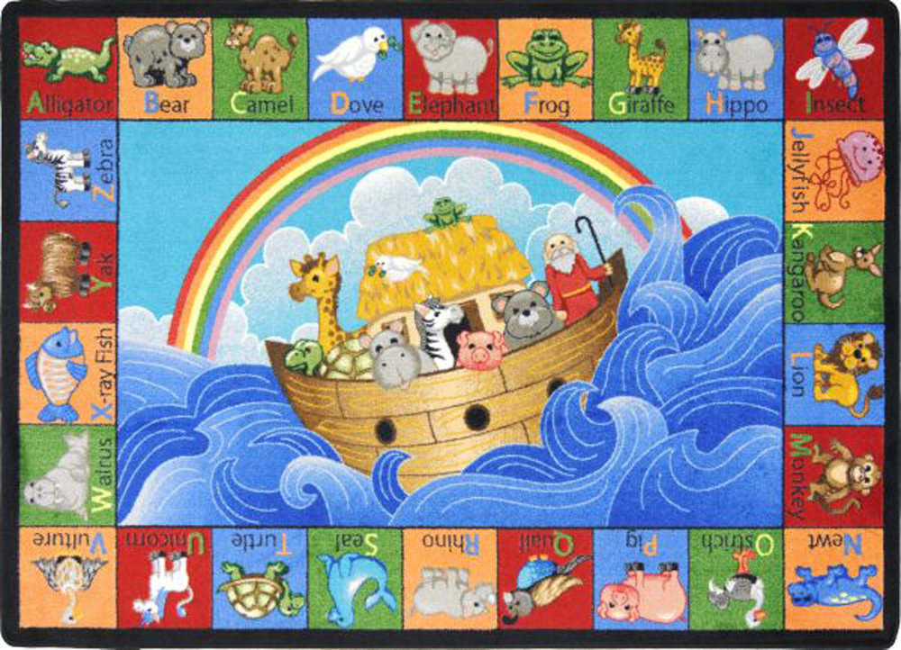 Noah's Alphabet Animals