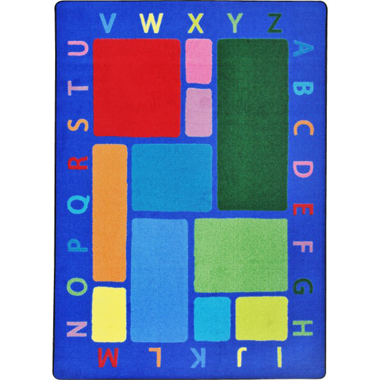 Building Blocks Rugs - Multiple Sizes