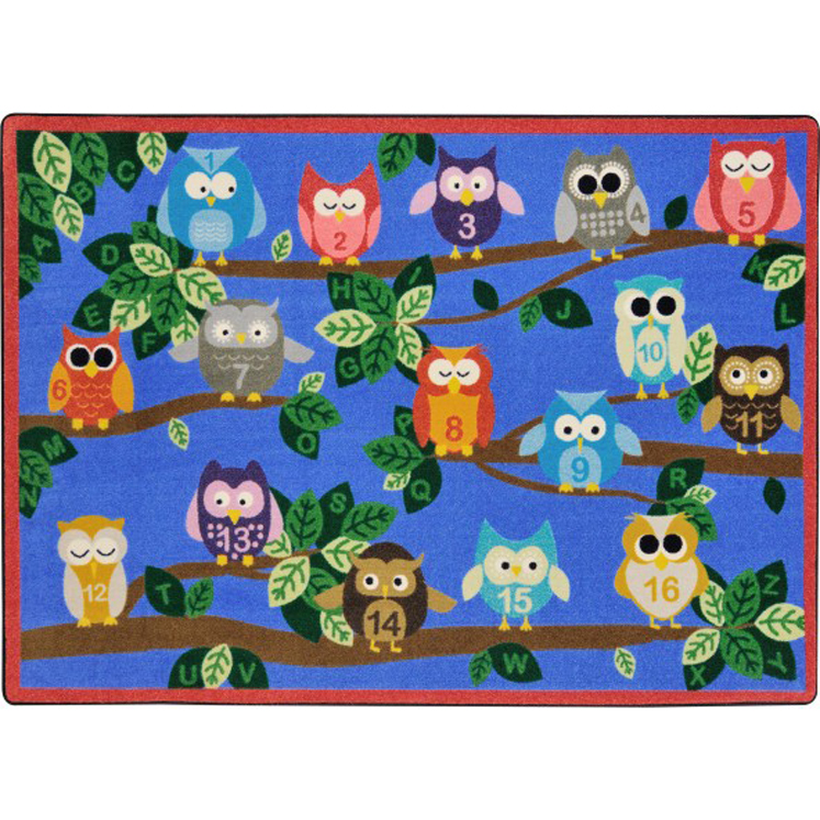 It's A Hoot Rug - Multiple Sizes