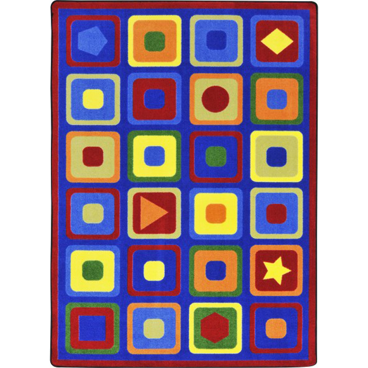Seeking Shapes Rug - Multiple Sizes Available
