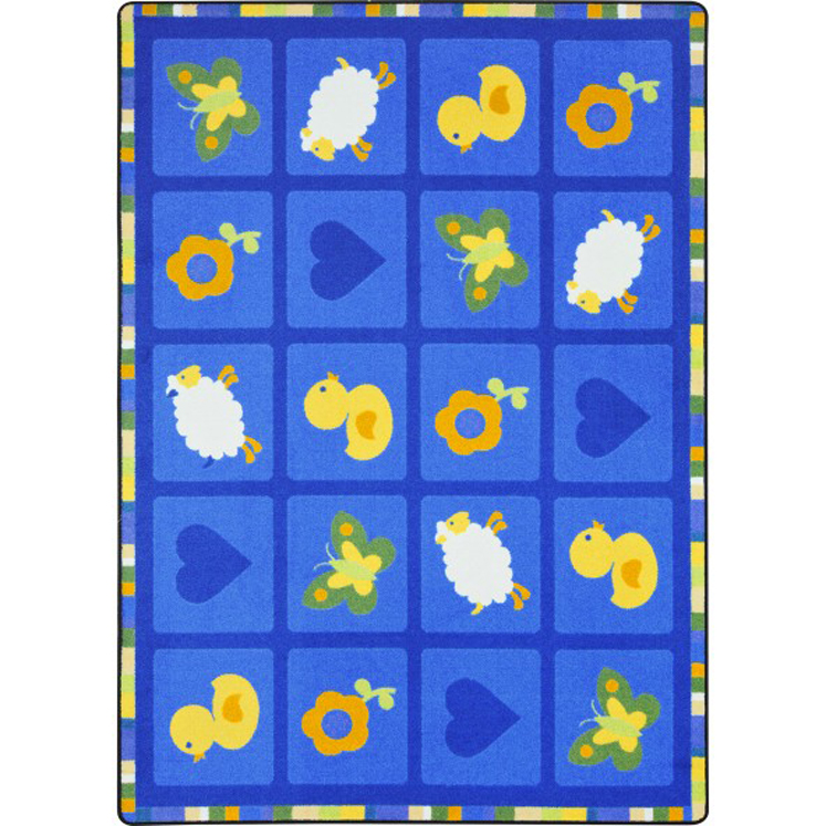 Spring Things Rug - Multiple Sizes