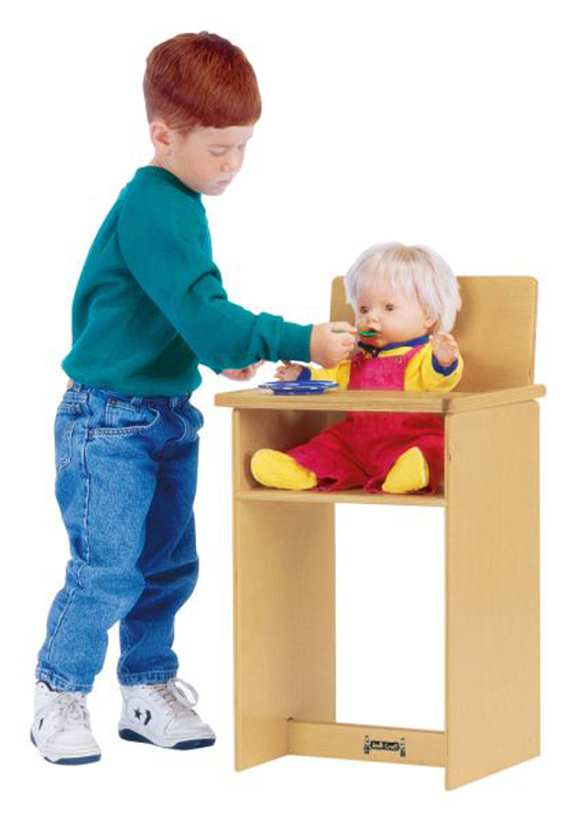 JontiCraft Doll High Chair