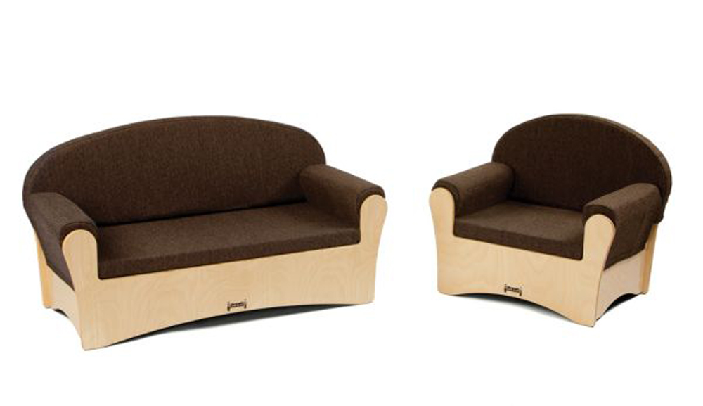 Jonti-Craft  Komfy Sofa - 2 Piece Set