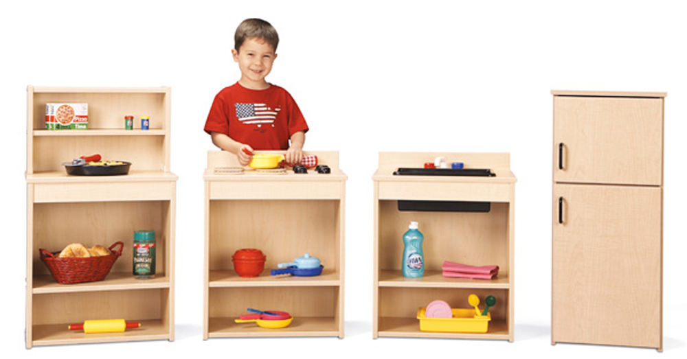 Young Time  Play Kitchen Set