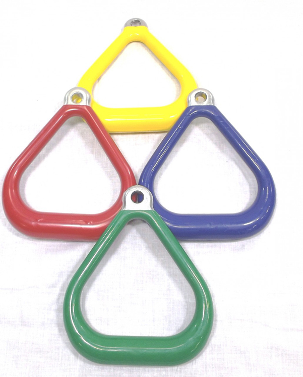 Plastisol Coated Triangle - Commercial