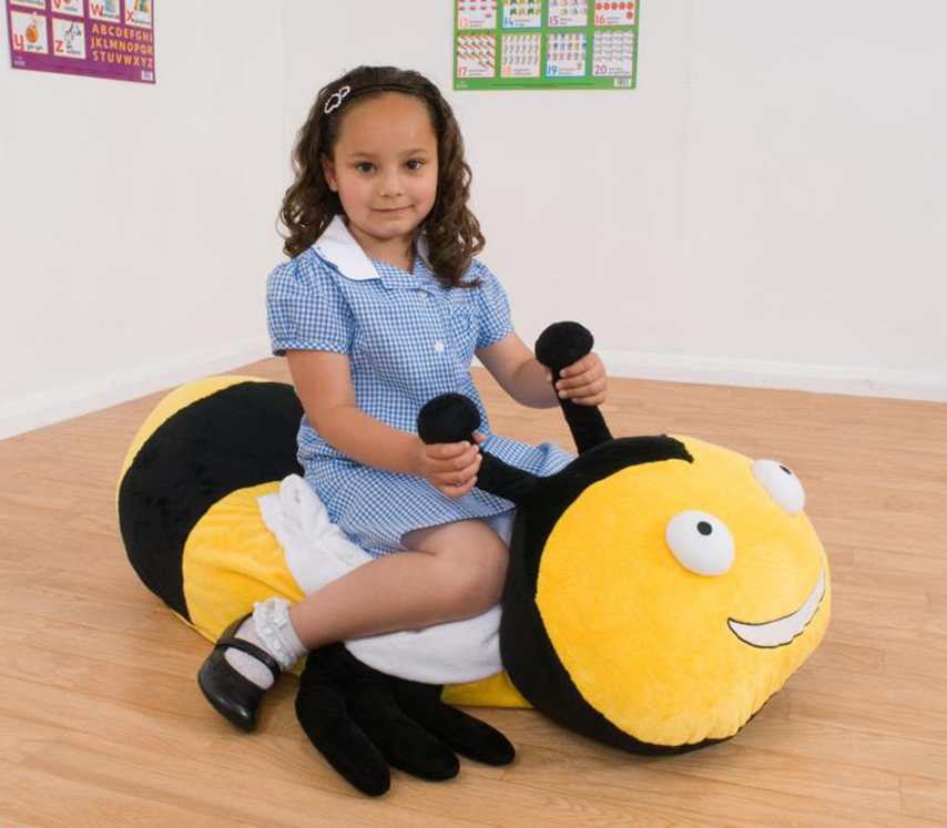 Buzz Bumble Bee - Giant Floor Cushion