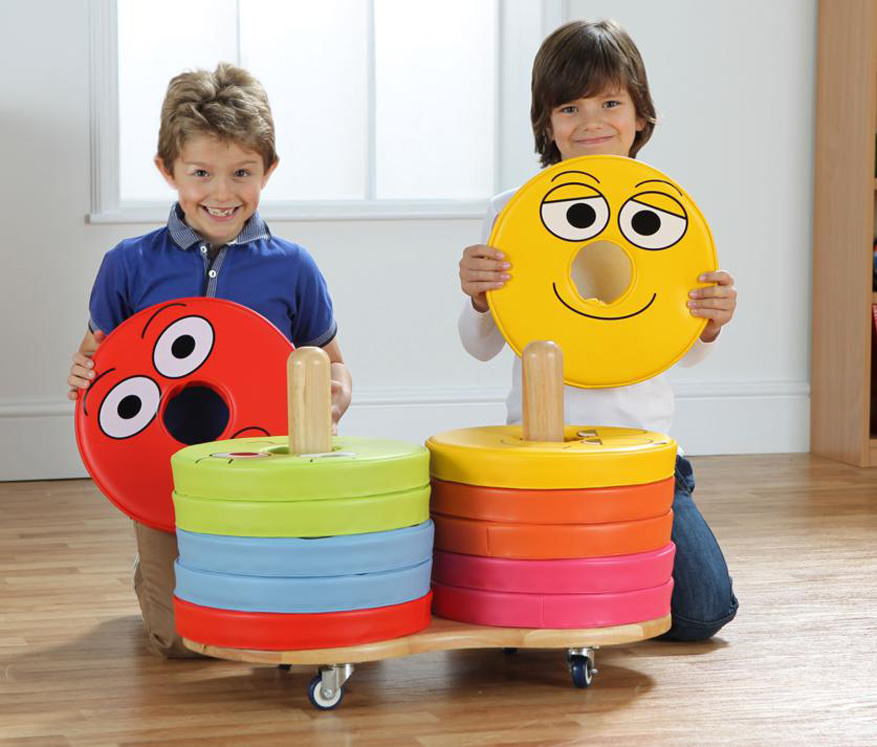 Emotions Donut - Cushion Cart