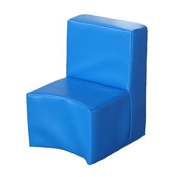 Kalocolor Modular Seating Unit Chair - Cornflower Blue
