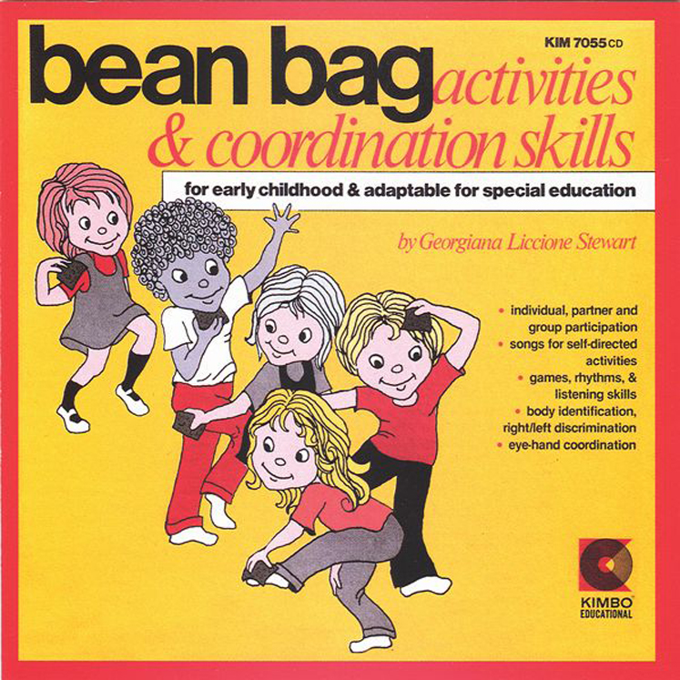 Bean Bag Activities (Award Winner)