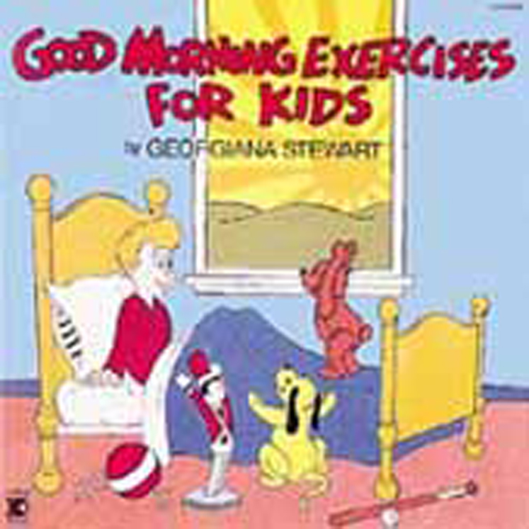 Good Morning Exercises for Kids - Music CD