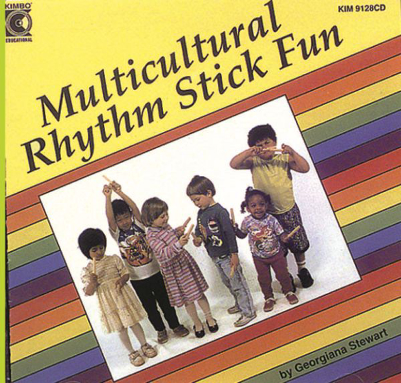 Multicultural Rhythm Stick Fun (Award Winner)
