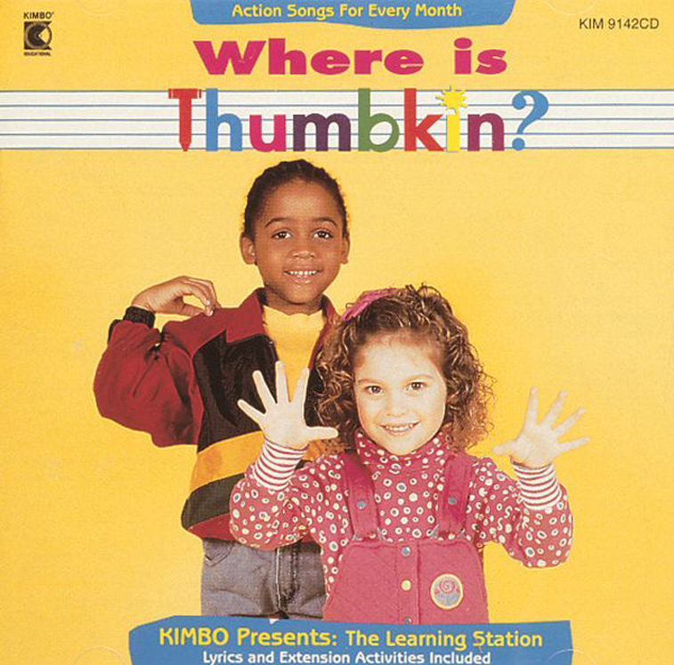 Where Is Thumbkin (Award Winner)