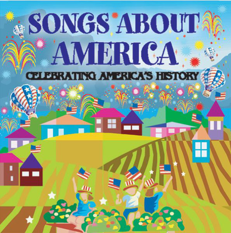 Songs About America (Award Winner)