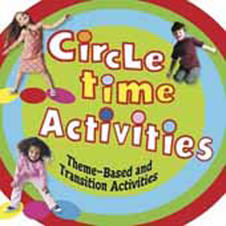 Circle Time Activities - Music CD