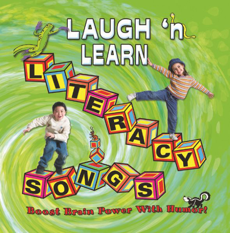 Laugh and Learn Literacy Songs (Award Winner)