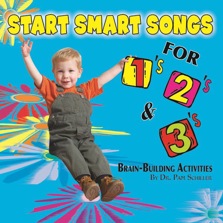 Start Smart Songs for 1's, 2's, and 3's (Award Winner)