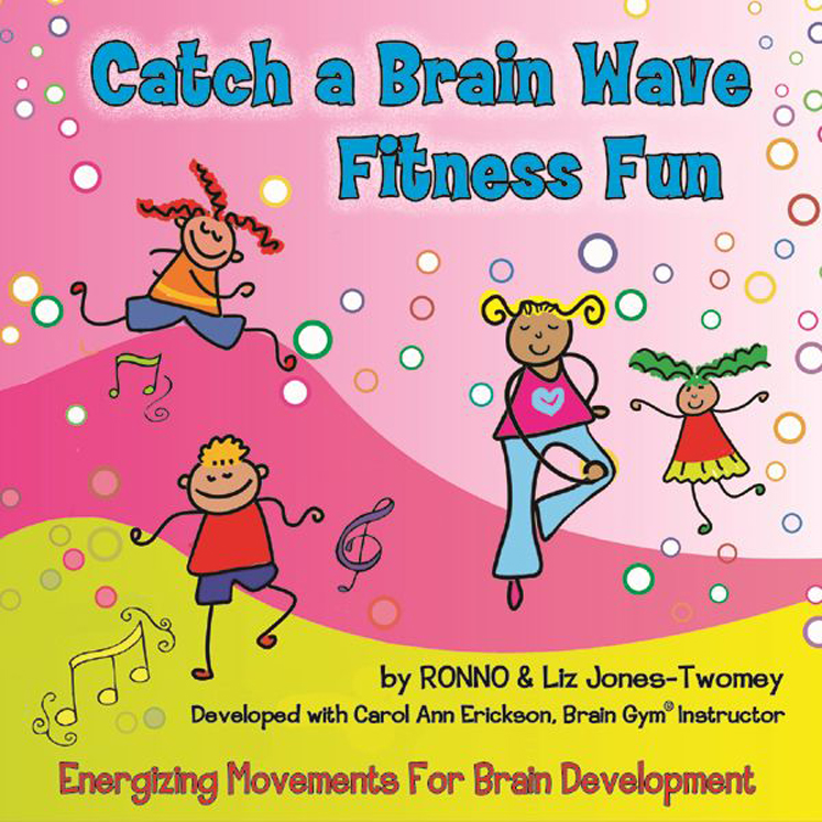 Catch A Brain Wave Fitness Fun (Award Winner)