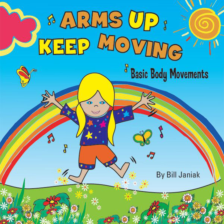 Arms Up! Keep Moving!