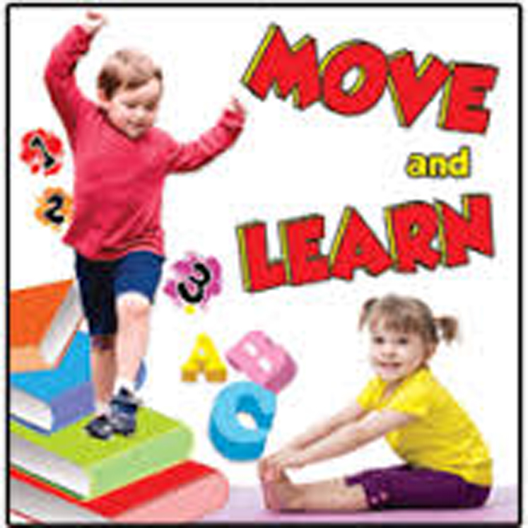 New! Move & Learn CD
