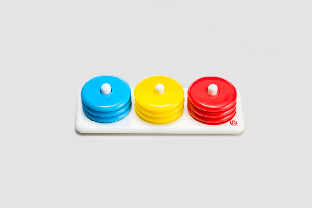 Rings Color Sorter