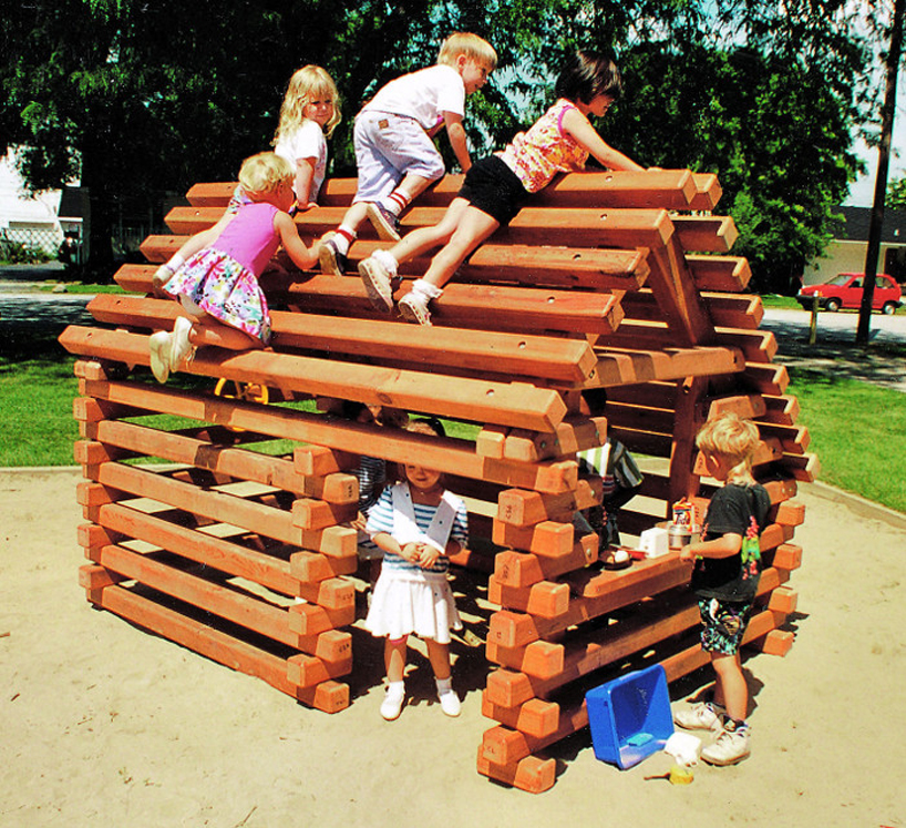 Cottage Climber - Wood Options, 90