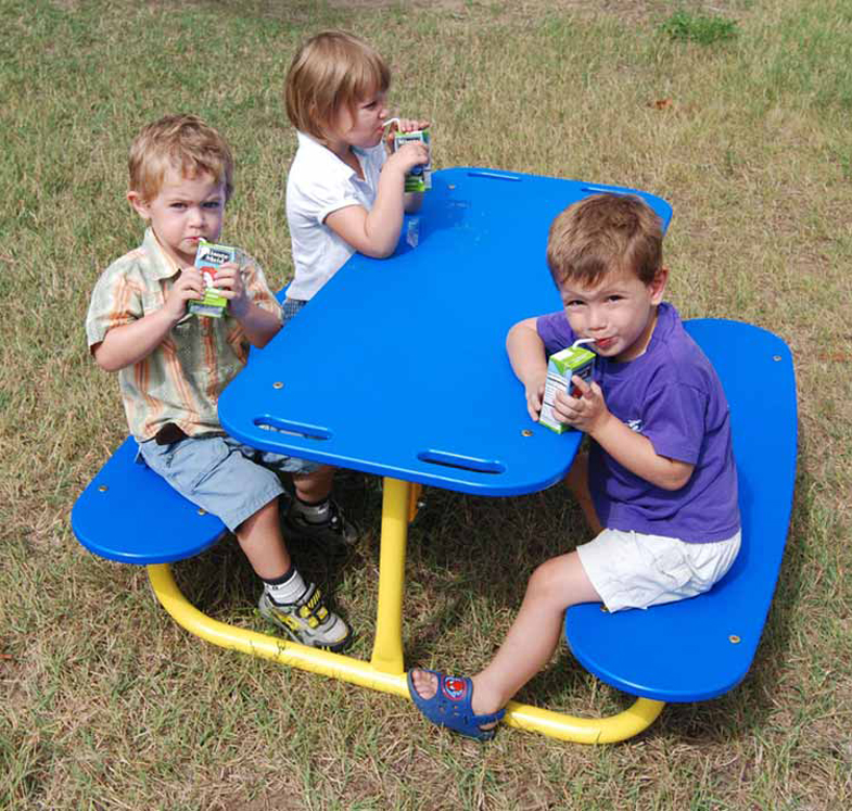 Tot Picnic Table