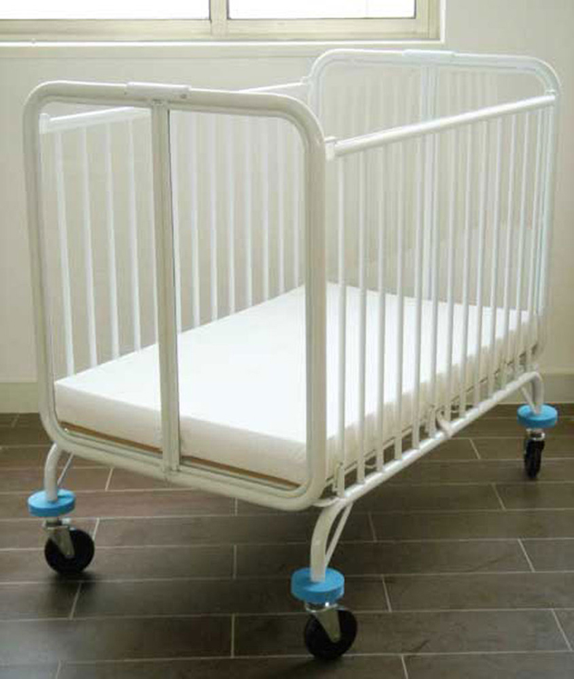 Folding Steel Mini Window Crib