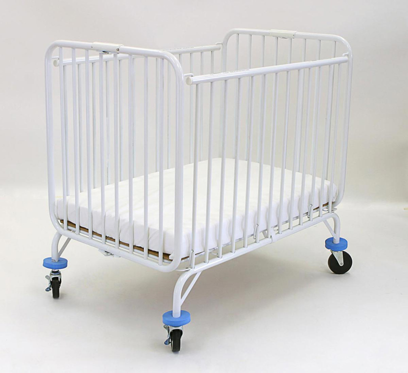 The Deluxe Holiday Evacuation Crib - White