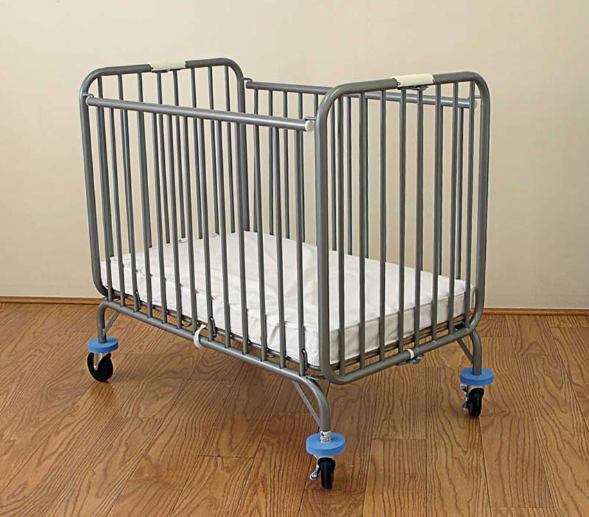 The Deluxe Holiday Evacuation Crib