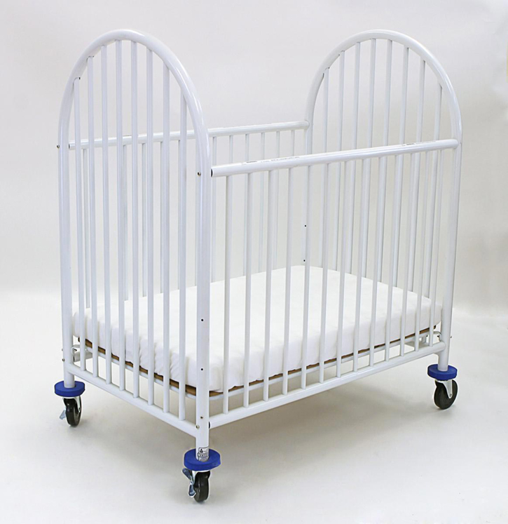 Deluxe Non-Folding Arched Mini Evacuation Crib