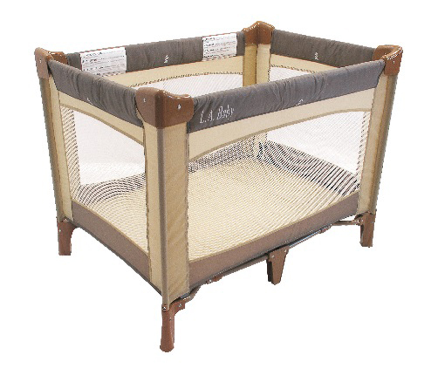 Olive Green Play Yard