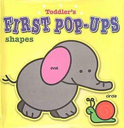 Toddler's First Pop Ups - Shapes