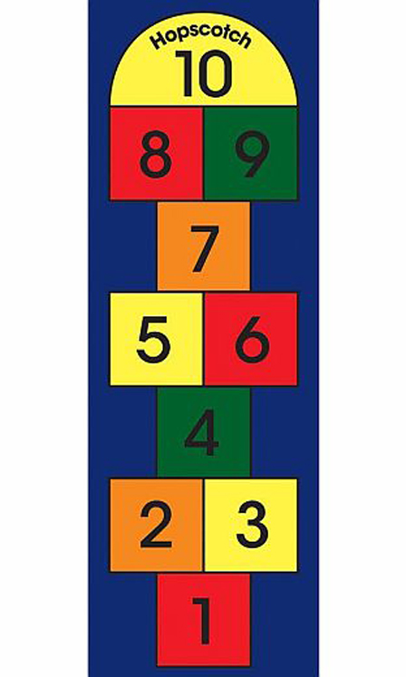 Hopscotch II - Play Carpet 26