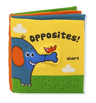 Opposites! - Cloth Book