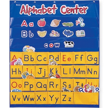 Alphabet Center - Pocket Chart