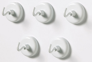 Magnetic Hooks - Set of 5