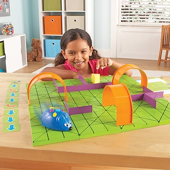 STEM Robot Mouse Coding - Activity Set