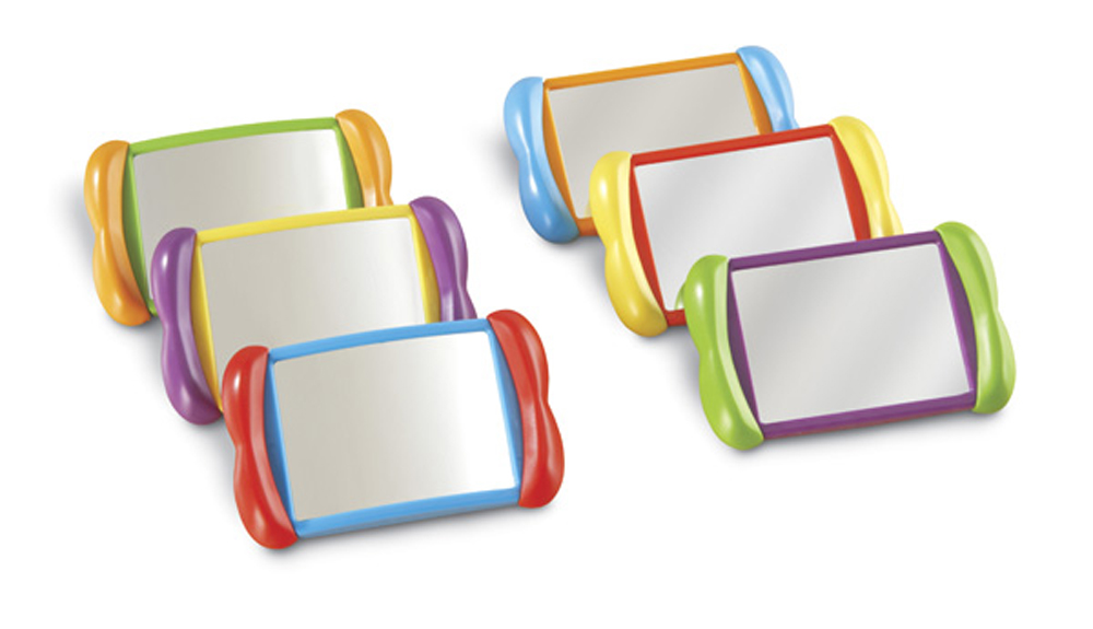 All About Me 2-in-1 Mirrors
