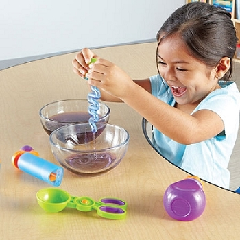 Sand and Water Fine Motor Tool Set
