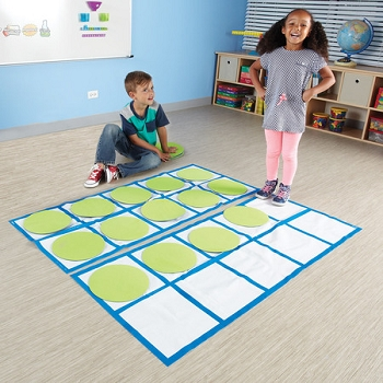Ten-Frame - Floor Mat Set