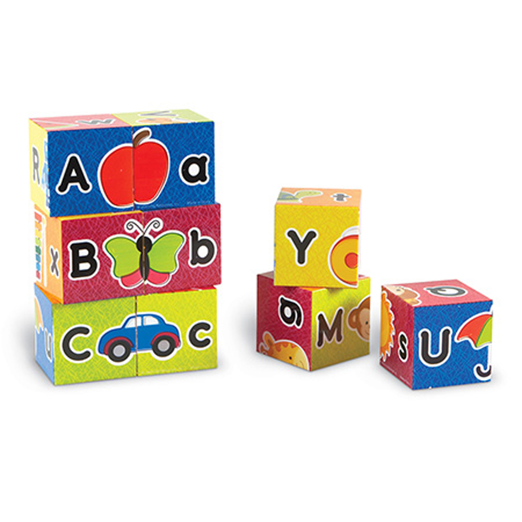 Learning Essentials Alphabet - Puzzle Blocks