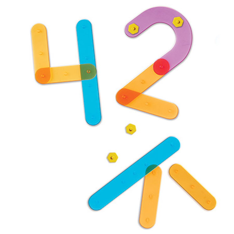 Number Construction - Activity Set