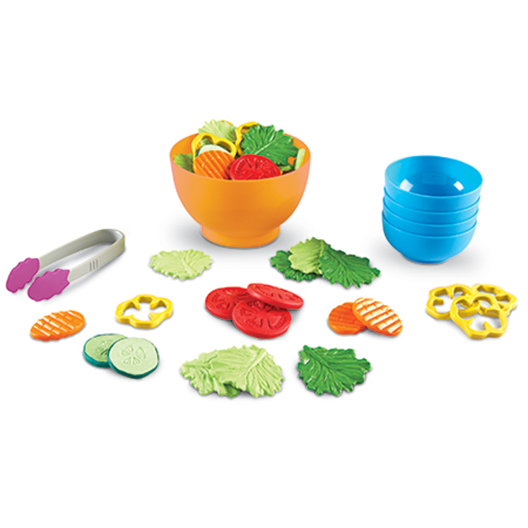New Sprouts, Garden Fresh Salad Set