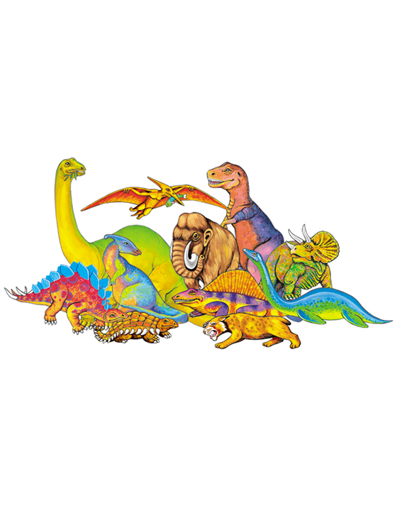 Dinosaurs - Add-On Felt Set